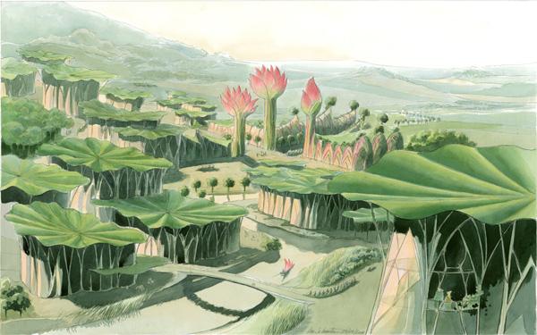 La cité Lotus - Luc Shuiten