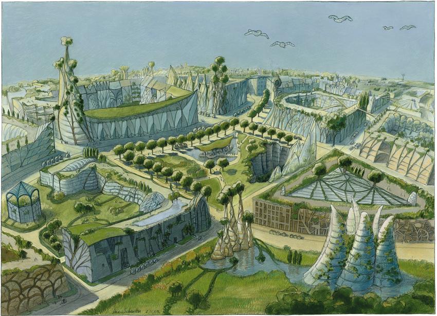 Fabuleux La science-fiction pour « habiter les mondes en préparation  QF37