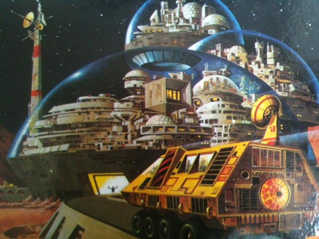 Dossier Futur - Les voyageurs du futur, Bordas 1979