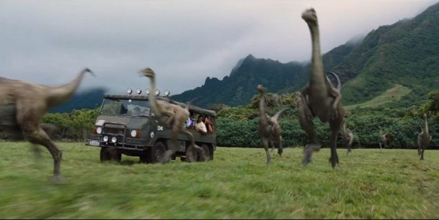 Jurassic World - 3