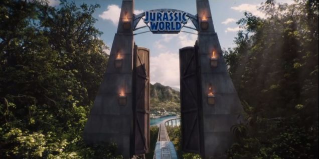 Jurassic World - 4