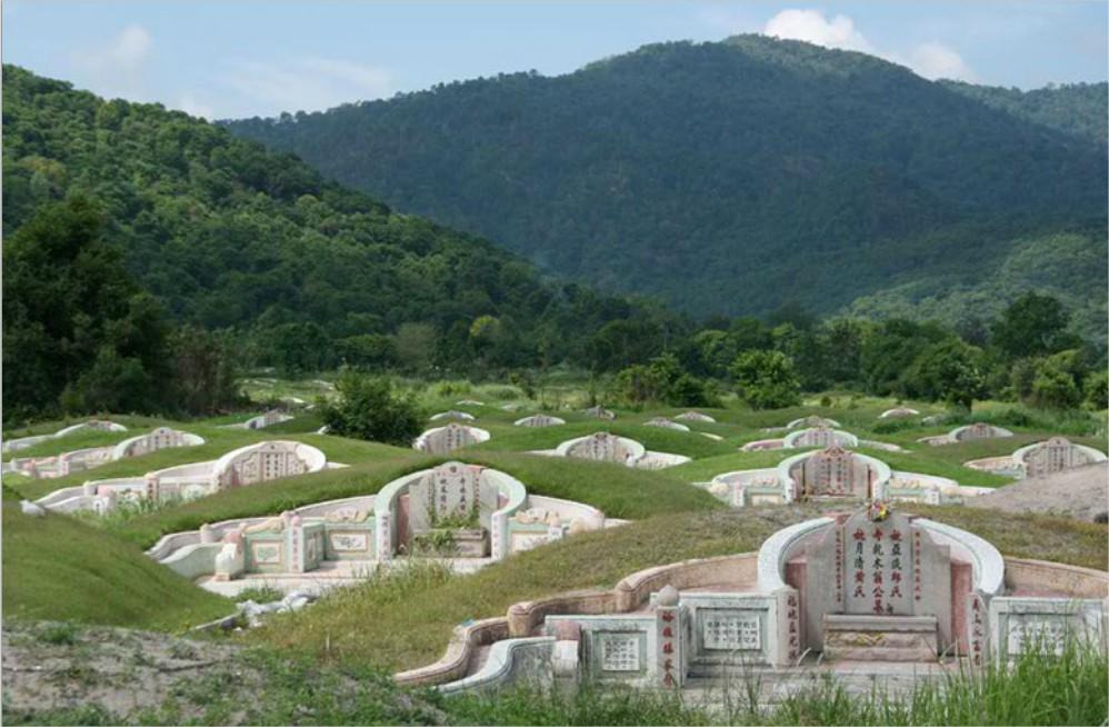 cdm Thaïlande tombes chinoises règles feng shui