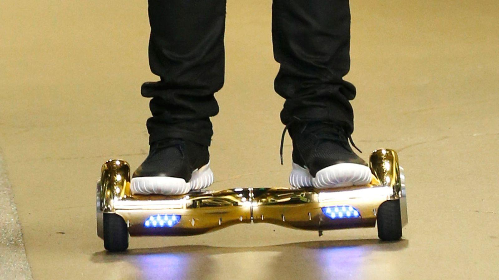 hip-hop et hoverboard