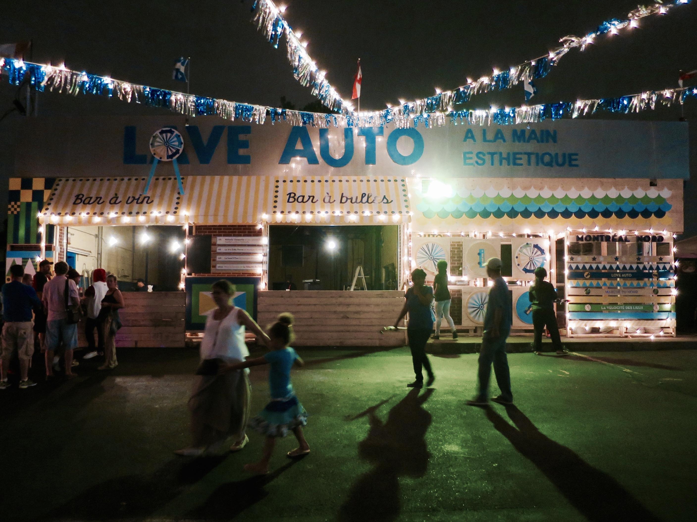 Love auto_nuit