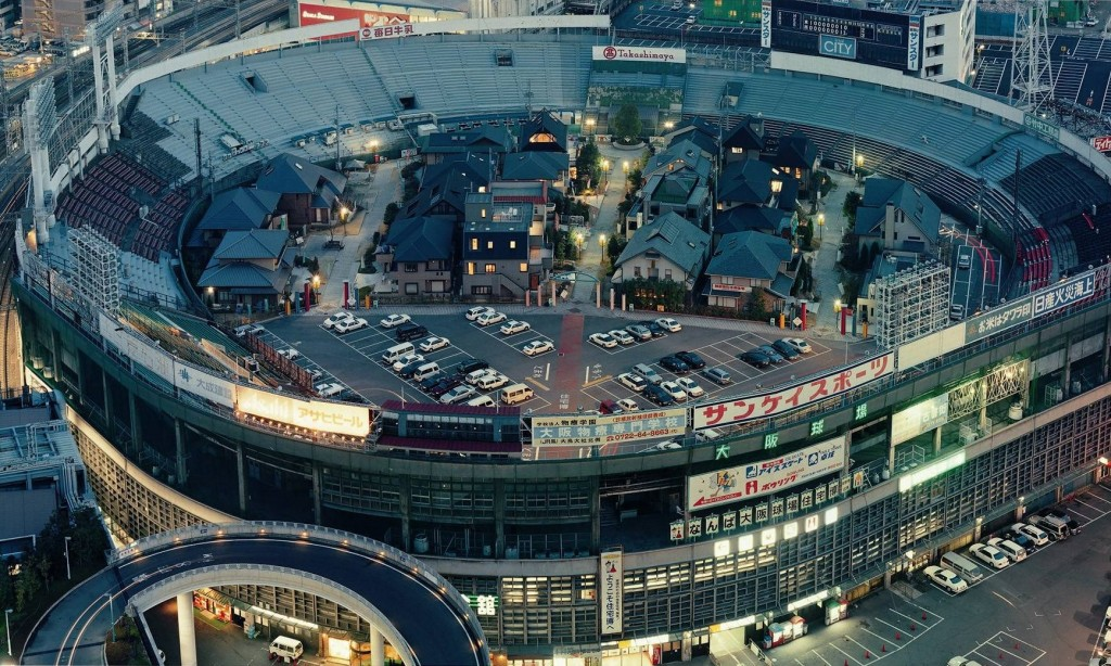 Osaka stade