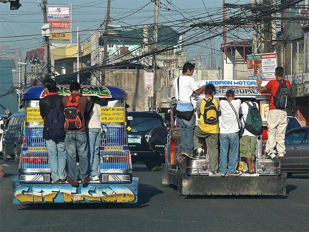 jeepneys-manillaises-urbain-mobilite