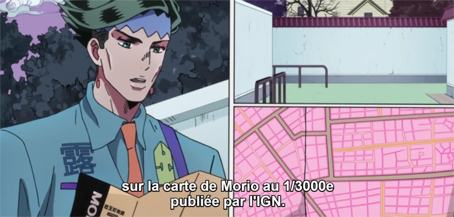 Jojo's Bizarre Adventure Saison 3 Diamond is Unbreakable - Épisode 17 - streaming - VOSTFR - ADN - Google Chrome_21 - Visionneuse_2