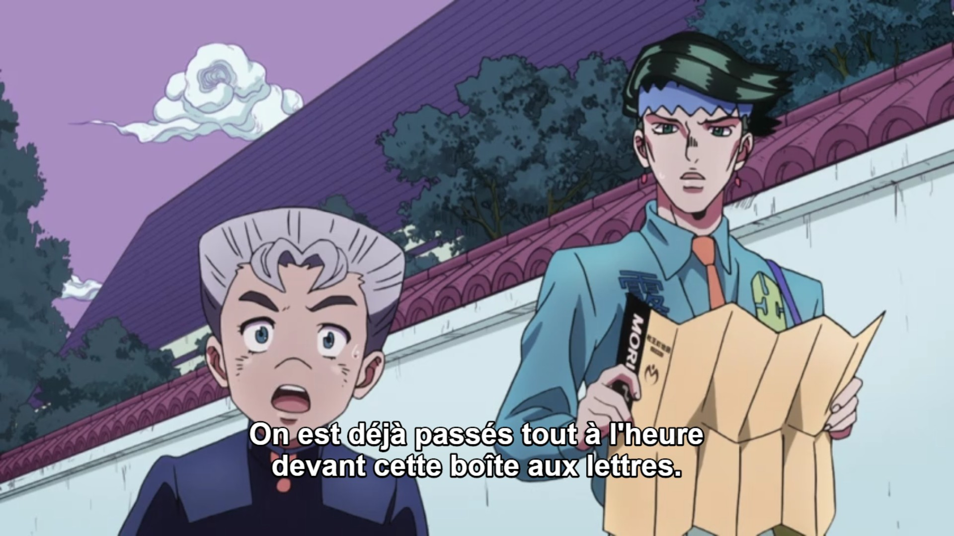 Jojo's Bizarre Adventure Saison 3 Diamond is Unbreakable - Épisode 17 - streaming - VOSTFR - ADN - Google Chrome_29