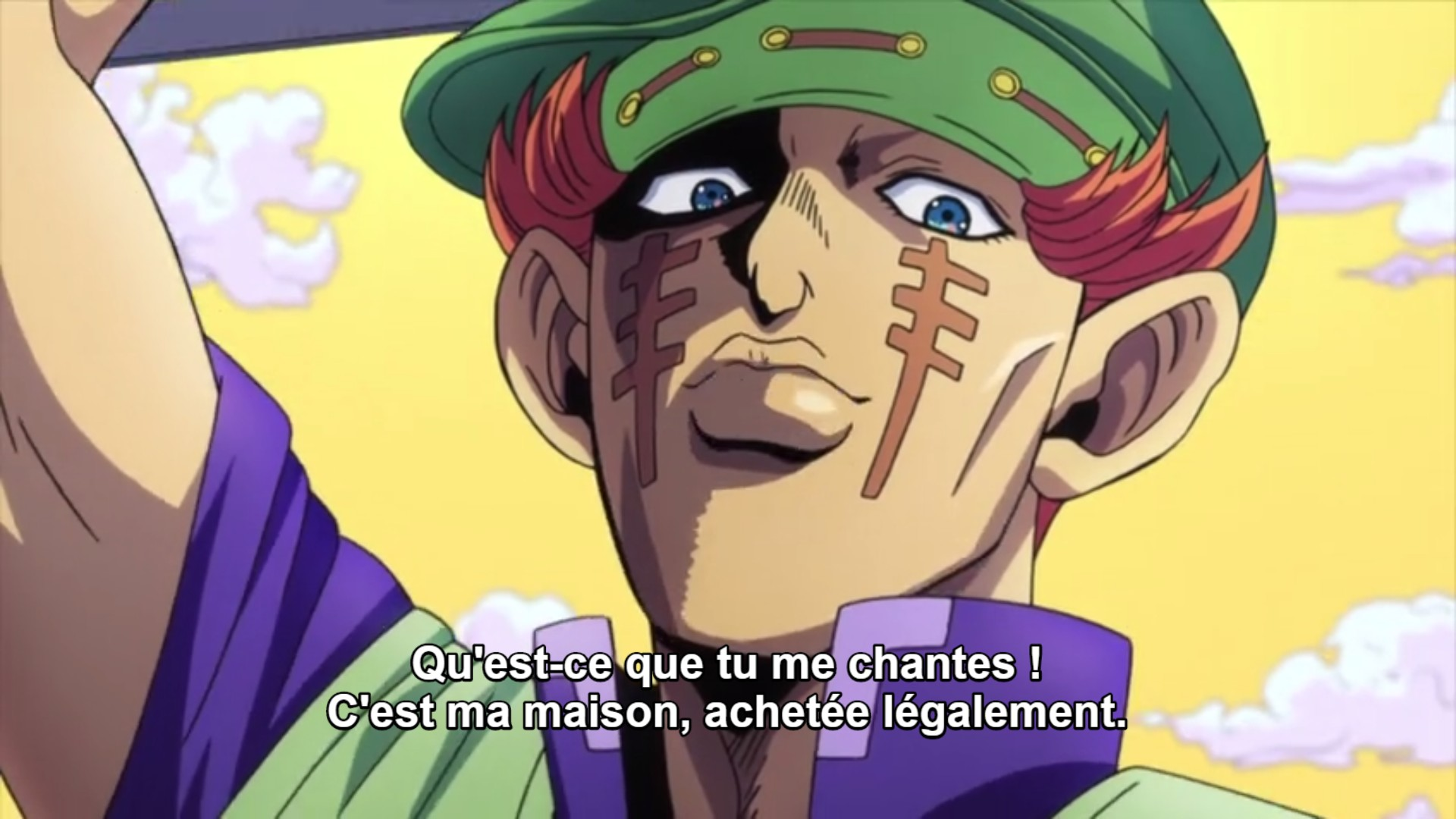 Jojo's Bizarre Adventure Saison 3 Diamond is Unbreakable - Épisode 31 - streaming - VOSTFR - ADN - Google Chrome_26