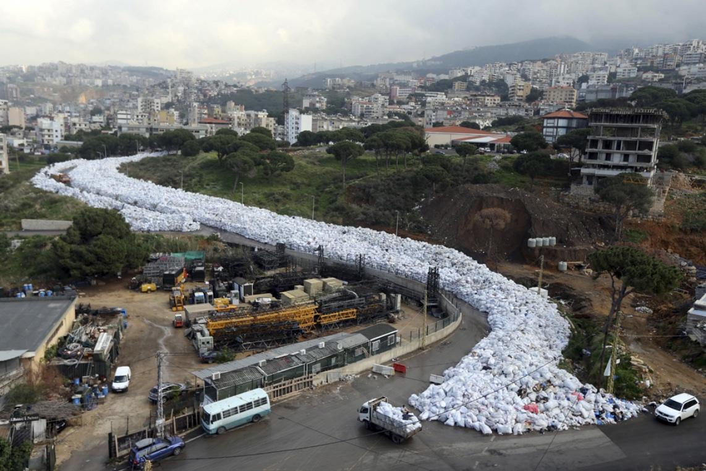 7_Crise des déchets de 2016 dans l'agglomération urbaine de Beyrouth