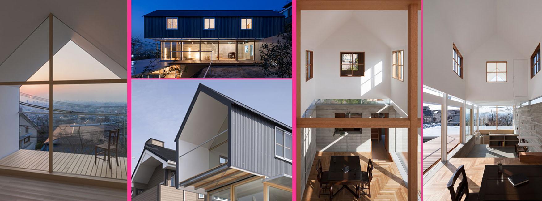 Architecture japonaise revisiter l ancien pour for Architecture japonaise contemporaine
