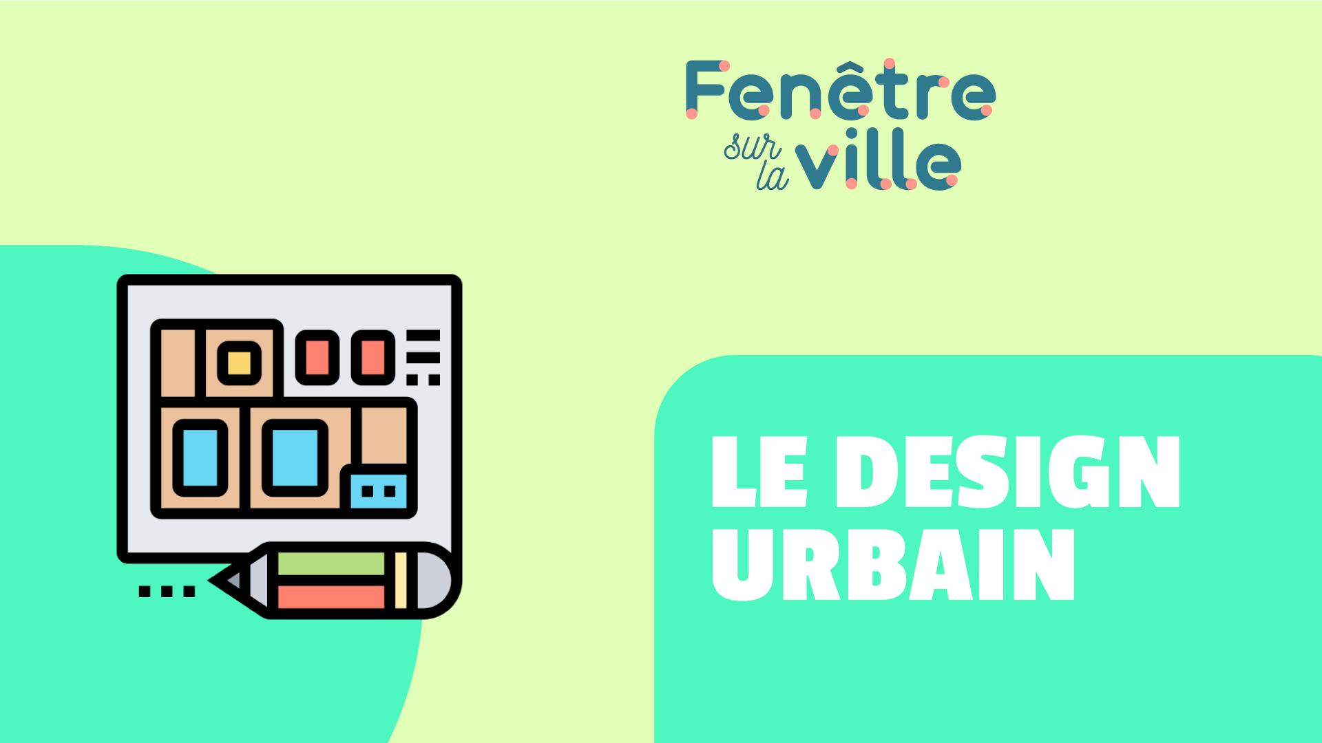 Fenêtre sur la ville: Le design va changer la ville!